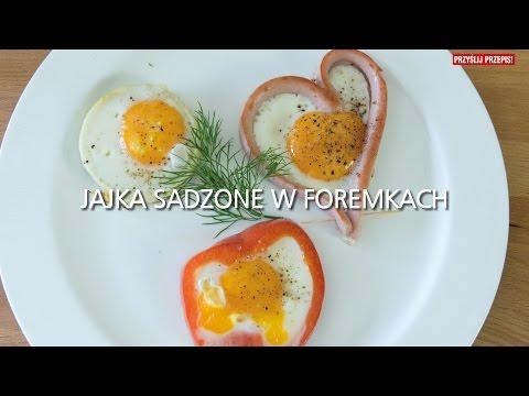 Jajka Sadzone W Foremkach