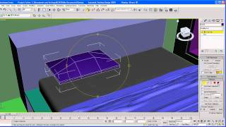 ARCHITECTURAL TUTORIAL on 3ds Max part 4 Pillows