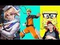 Bisakah APLIKASI PENEBAK PIKIRAN ini Menebak Hero Mobile Legends, Naruto, Spongebob Dan Gua Sendiri MP3