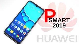 P de la PERFECT? Huawei P Smart 2019, review in limba romana