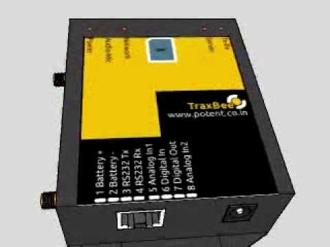 Gps Tracker - Vehicle Tracking System (sms , Gprs , Gsm , Fuel , Obd) video
