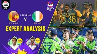 SLvIRE: ICC T20 CWC - Expert Analysis
