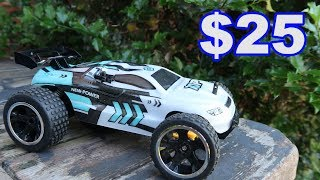 What $25 Can Buy - RC Buggy RUI CHUANG QY1802A - TheRcSaylors