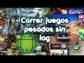 Como Correr Juegos Pesados Sin Lag (Android optimización)