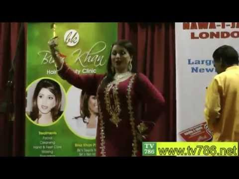 Zara Akbar Pakistani Punjabi Stage Show Dance video