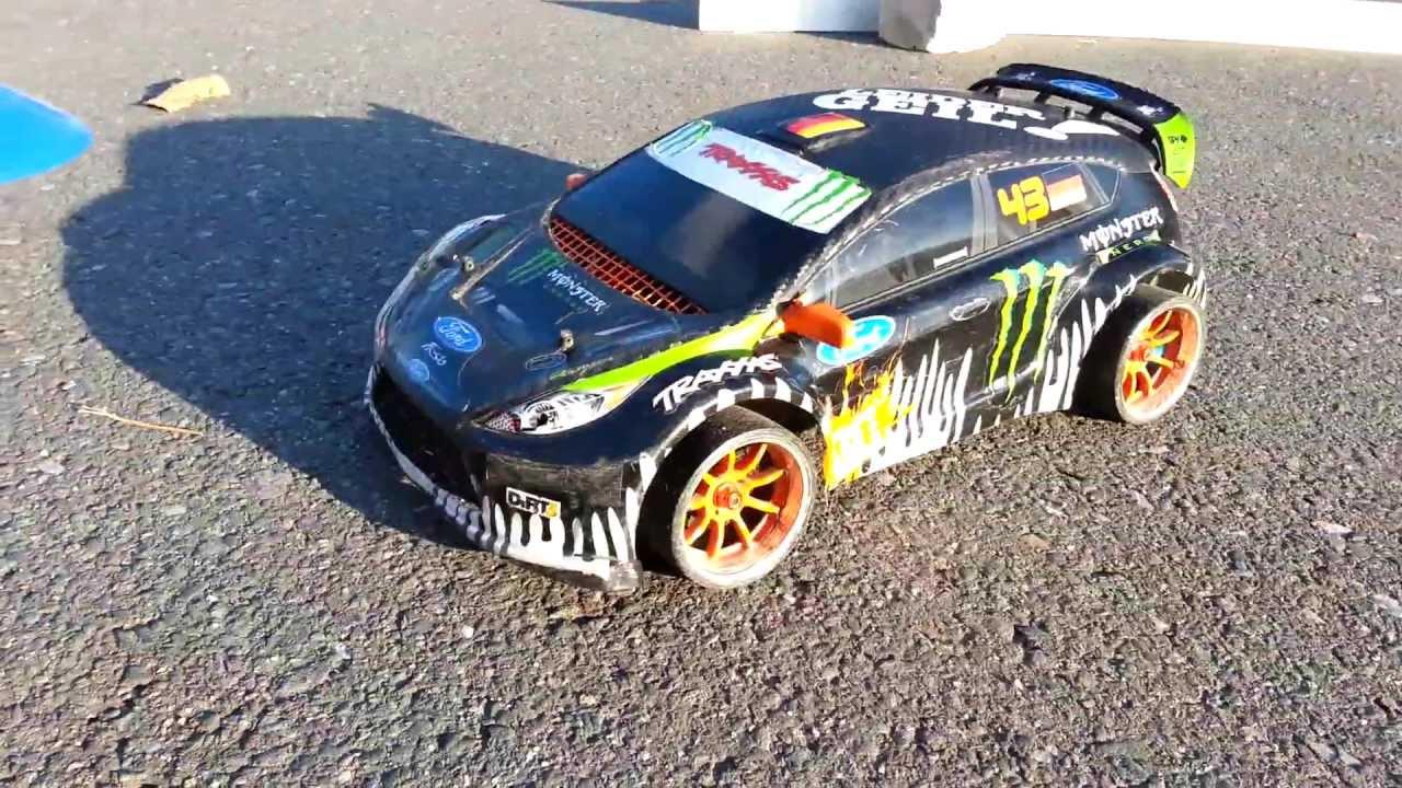 Rc Drift Action M 252 Nster Praktiker Traxxas Rally Ken