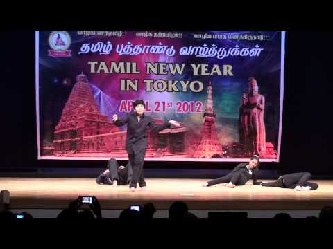 Chillax and fusion dance in Tokyo Tamil New Year 2012