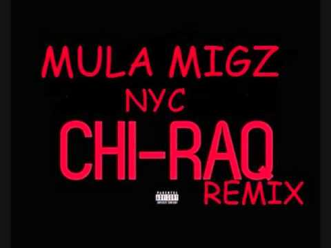 CHIRAQ - LIL HERB FT NICKI MINAJ ( NEW YORK [ MULAMIX ] BY MULA MIGZ )
