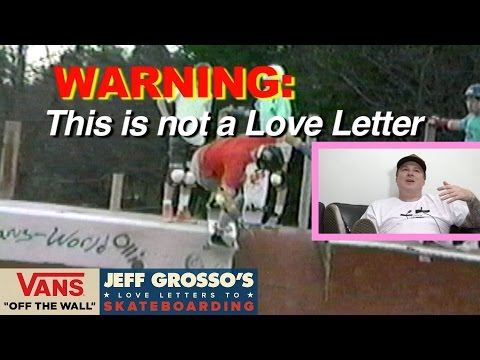 Love Notes: Ep 2 Gonz, Peter Hewitt & Arto Saari | Jeff Grosso's Loveletters to Skateboarding | VANS