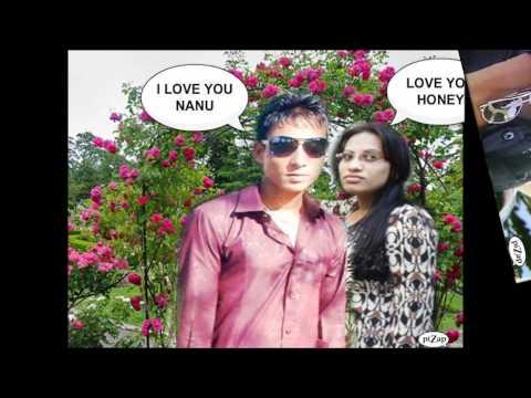 Jab Tujhe Maine Dekha Nahin Tha ==AVAY+NANU=♥♥♥.wmv