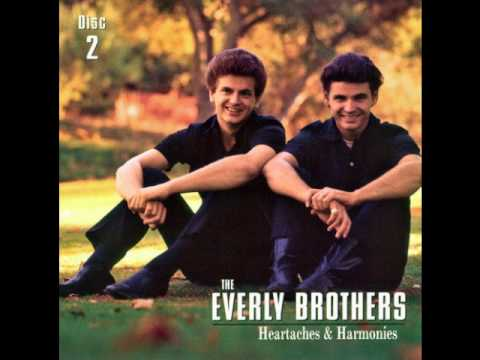 Everly Brothers - I Wonder If I Care As Much