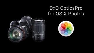 Download Introducing DxO OpticsPro for OS X Photos 3Gp Mp4