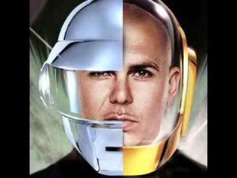 Daft Punk Feat. Pharrell Williams & Pitbull - Get Lucky (Remix)