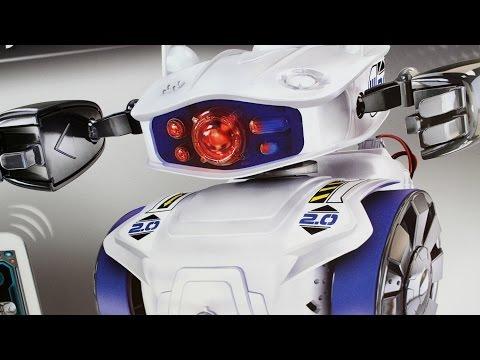 Clementoni - Programowanie Z Cyber Robotem Staje Się łatwe! / My First Robot