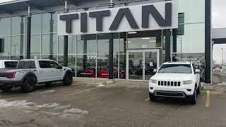 Titan Auto dealership tour randy@titanauto.ca