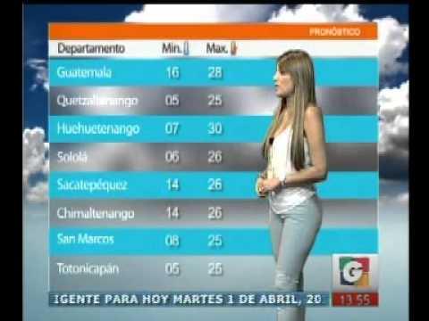 Cartelera - El CLima con Marisol Padilla - Deportes