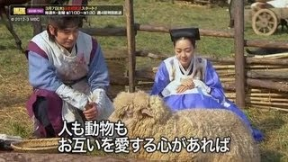 마의 / 馬医 / Horse Doctor (MBC 2012) Broadcasting in Japan [Teaser II + Introduction]