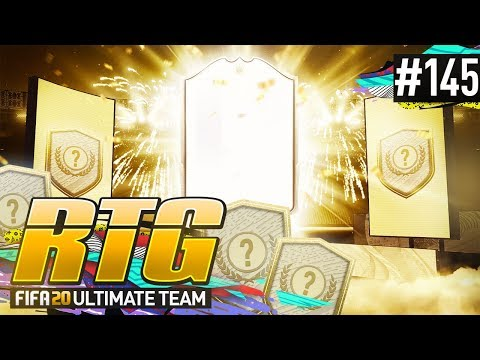 CLAIMING ICON SWAPS ! - #FIFA20 Road to Glory! #145! Ultimate Team