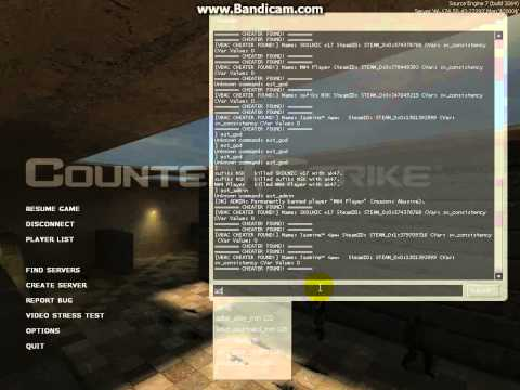 Взлом через ркон пароль самп.