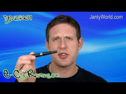 REVIEW OF THE JANTY EGO ELECTRONIC CIGARETTE