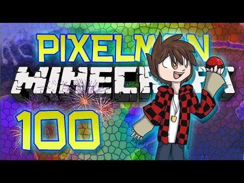Minecraft: Pixelmon Let's Play w/Mitch! Ep. 100 - GRAND FINALE! (Pokemon Mod)