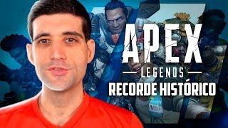 Recorde da história feito por Apex, fim de Supernatural e EXCLUSIVOS no Google Stadia