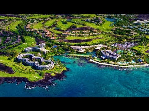 Hilton Waikoloa Village and Island Overview