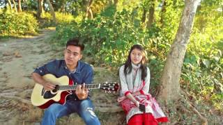 Chakma New Song - 2016 Belan Dupyegoi cover by Susnat Chakma Ft  Proma Dewan