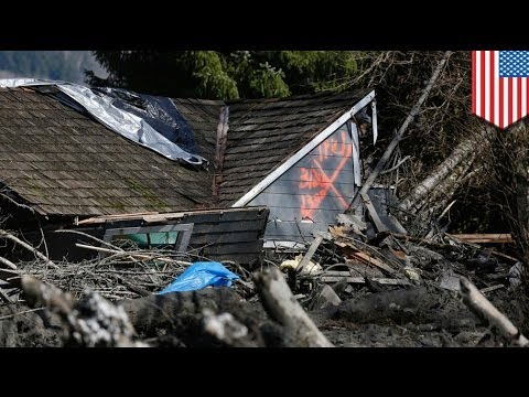 Washington state landslide: death toll reaches 8, 18 still missing