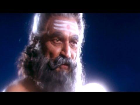 Govinda Govinda Movie || Brahma Maharshi Slaps Vishnu Murthi  Purana's