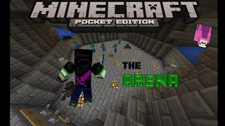 The Arena | Minecraft Pocket Edition Map