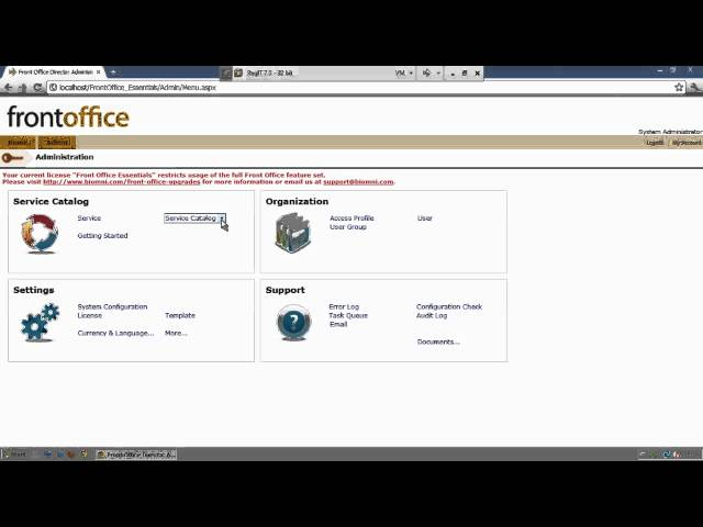 Biomni Front Office Essentials Overview