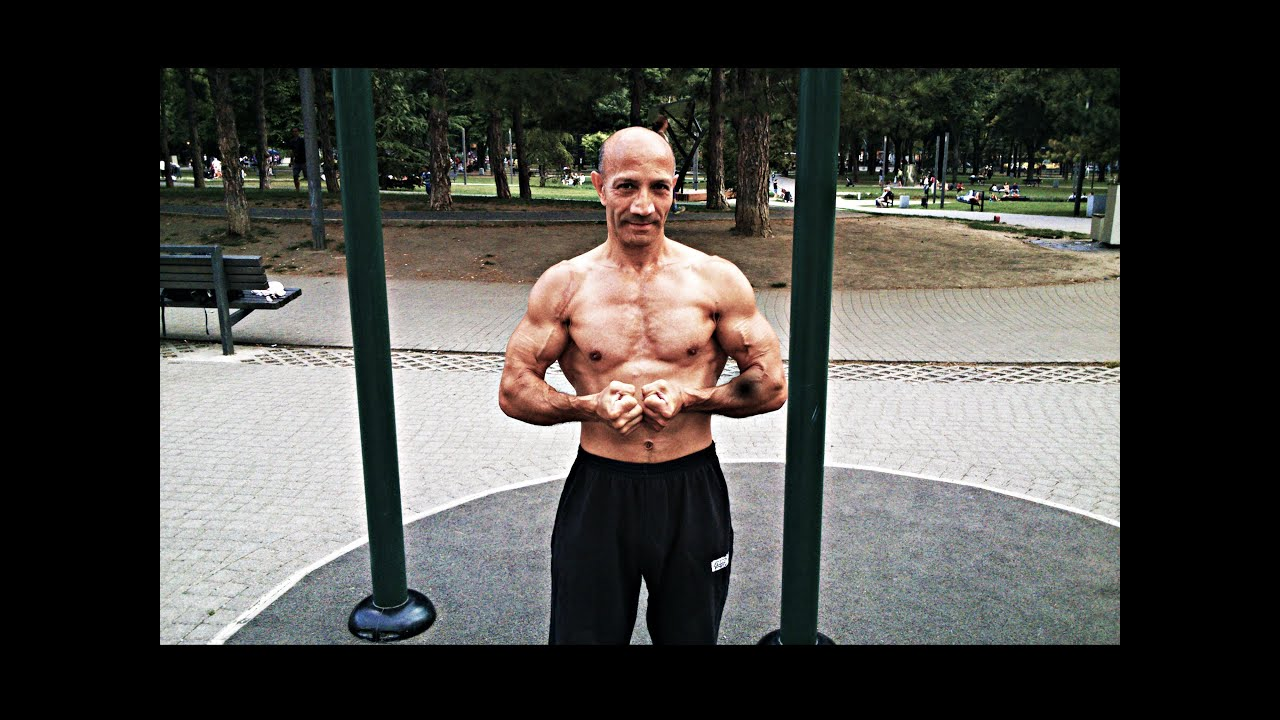 Very Strong And Fit 53 Year Old Motivation Youtube