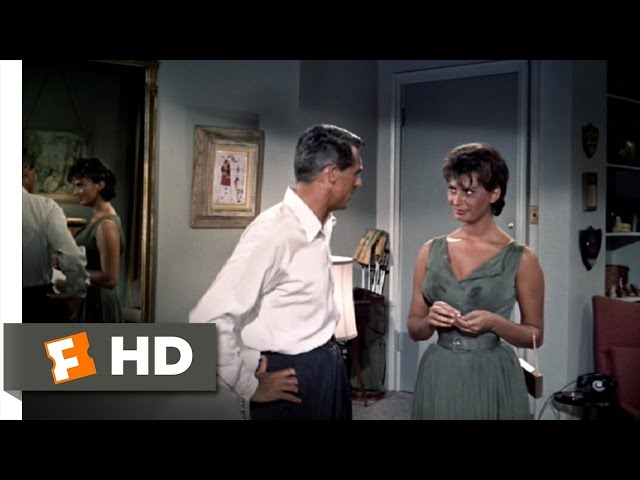 Houseboat (2/9) Movie CLIP - A Parent, Not a Policeman (1958) HD
