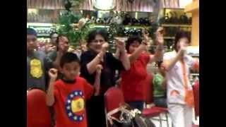 MCB Chicken Dance - performed at Toys Kingdom Kelapa Gading Magic Holiday-20120623-8