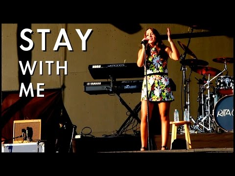 Stay With Me - Sam Smith - Cover by Ali Brustofski (Opening for Rita Ora - Z100 Live)