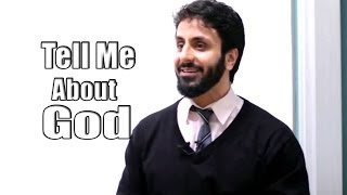 Tell Me About God – Hamza Tzortzis