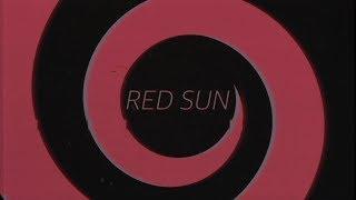 행주 - RED SUN / Full 키네틱 타이포그래피