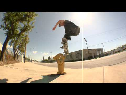Ronnie Creager Blind Sunday Funday Street Footy
