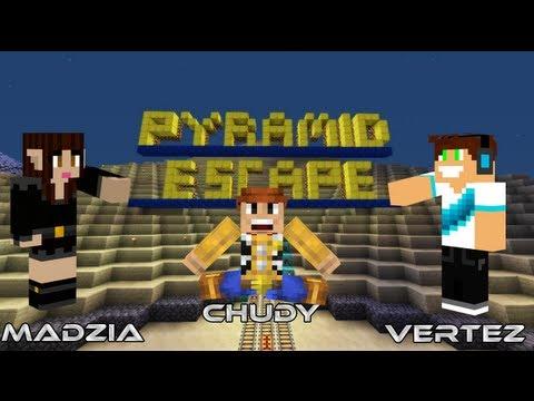 Pyramid Escape Adventure Map