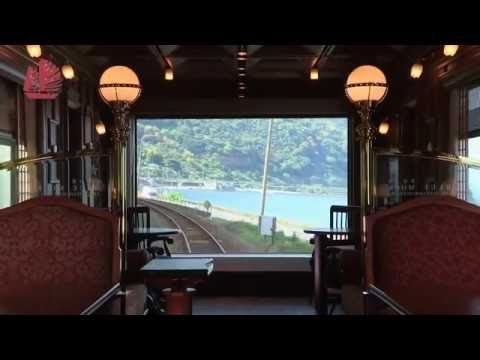 Japan's Seven Stars Luxury Train