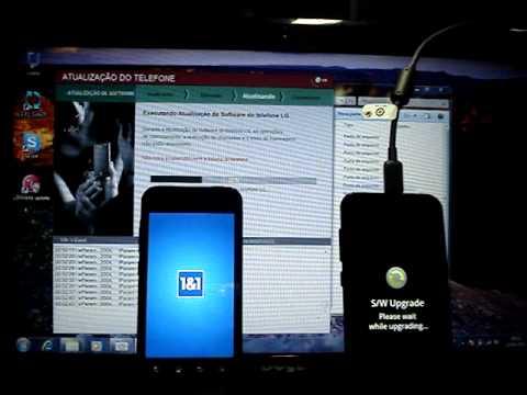 [Firmwares] LG P970, flashing