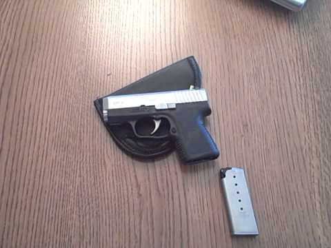 Kahr CM9 and Remora Pocket Holster