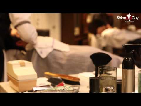 The Art of Shaving Barber Spa Oscars Prep
