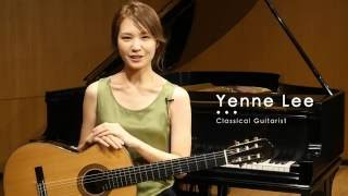 The 3rd NVYAC - Classical Guitarist Yenne Lee
