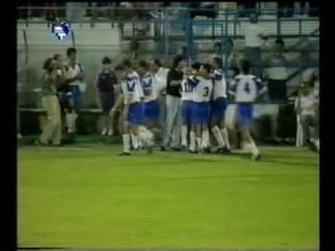 Anorthosis 2 Athletic 0 (1994-95)