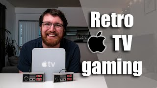 I turn an Apple TV into a retro gaming console