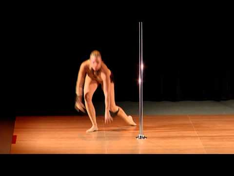 2012 US Pole Dance Champion - Michelle Stanek