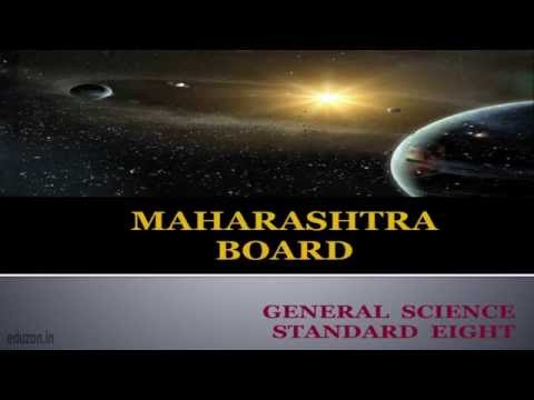 Maharastra  Board -General Science- Stars and Our Solar System