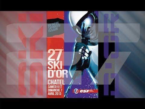 Ski d'Or 2013 à Châtel : le reportage